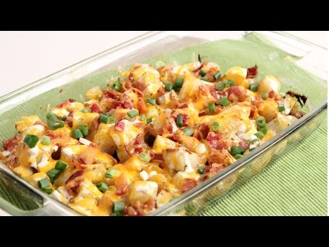 Cheesy Bacon Ranch Potatoes | Episode 1035