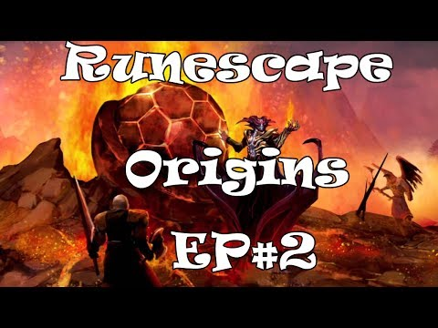 RS Origins Episode#2 | Nearly 99 Hitpoints/Constitution!