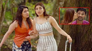 Janaki Nayakan Malayalam Movie Scenes   Kajal Agarwal Irritated with Bellamkonda Srinivas Behaviour