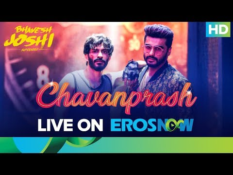 Chavanprash Song Teaser | Arjun Kapoor | Harshvardhan Kapoor | Bhavesh Joshi Superhero