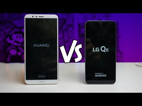 LG Q6 vs Huawei Mate SE | Which Is Faster?