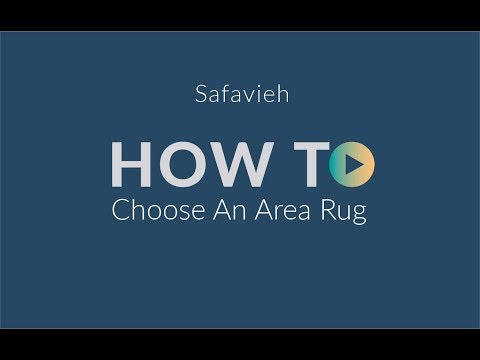 How To Choose An Area Rug: How Its Made