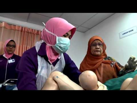 Best University in Malaysia for Nursing & Midwifery Courses at MAHSA University