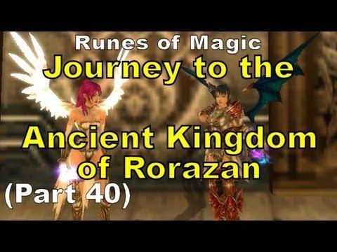 Runes of Magic: Good Kitty Come Back Soon