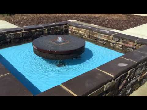 Southern Hardscapes Greenville Fountain