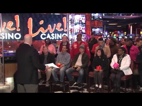 Surprise BMW Giveaway | Maryland Live! Casino