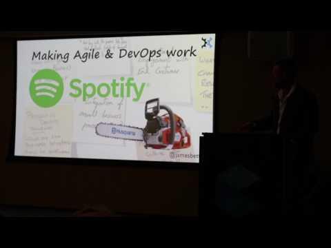 27.1 - James Betteley: Blending Agile and DevOps