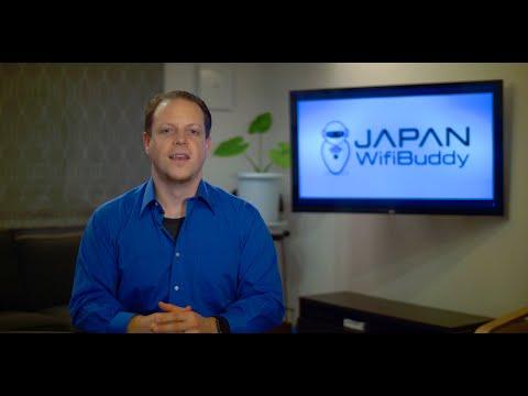 JapanWifiBuddy Pocket Wifi Rentals in Japan (Ultra HD)