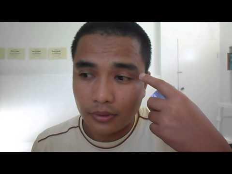 How To Get Rid Of Eyebrow Dandruff