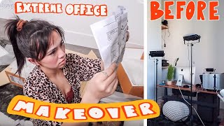 Extreme Office Makeover