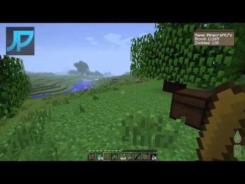 Minecraft 1.2.5 DayZ Mod Vorstellung + Installation