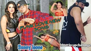 HONEY SINGH NEW SONG WITH SUNNY LEONE 'FUNK LOVE'