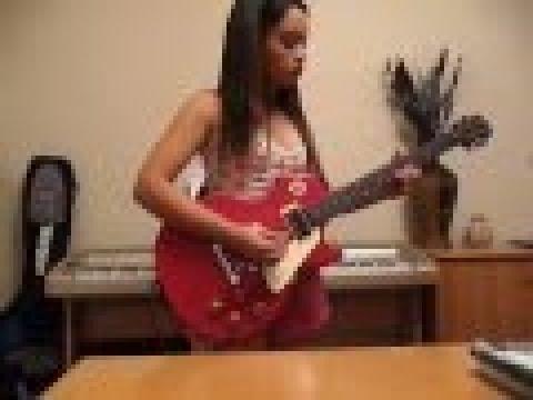 Canon Rock- guitar cover