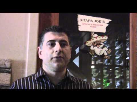 X-Tapa Joe's for Social Universe
