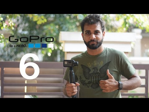 First GoPro Hero 6 in Goa, India
