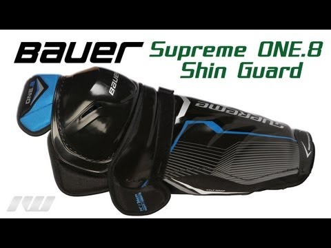 Bauer Supreme ONE.8 Hockey Shin Guard Review