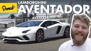 Driving the Lamborghini Aventador S | The New Car Show | Donut Media
