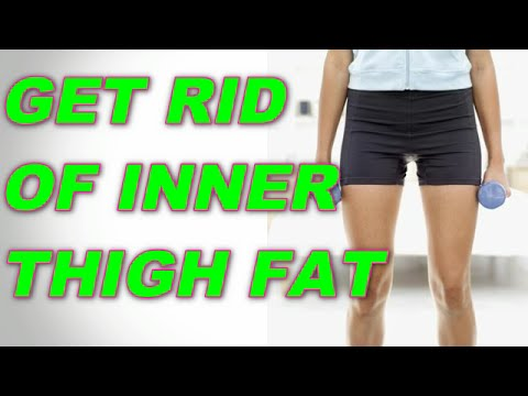 How To Get Rid Of Inner Thigh Fat Fast ( In A Week)