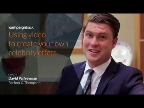 Real estate video, create your own 'celebrity effect' – Campaigntrack