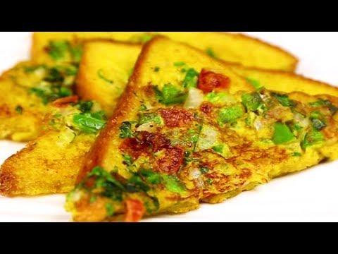 How To Make Egg Masala Toast   Homemade Egg Masala Toast Recipe   Quick & Easy Breakfast Recipe