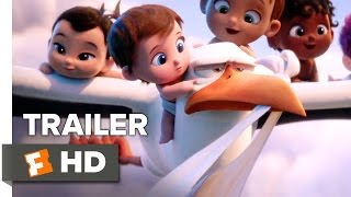 Storks Official Trailer 3 (2016) - Andy Samberg Movie
