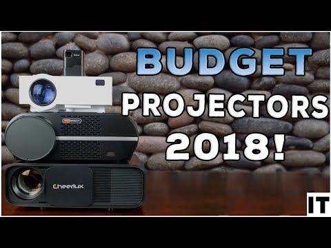Best Budget Projectors of 2018!
