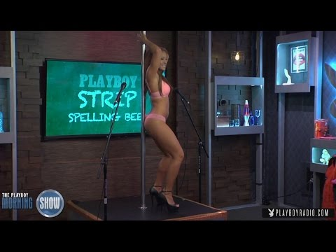 Xxx Mp4 Strip Spelling Bee The Playboy Morning Show 3gp Sex