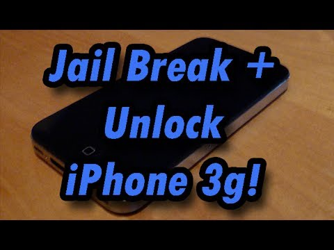 How to Jailbreak and Unlock an Iphone 3G (4.2.1) with UltraSn0w and Redsn0w