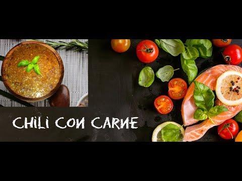 Easy Chili Con Carne Recipe | MILD Chili Con Carne From Scratch