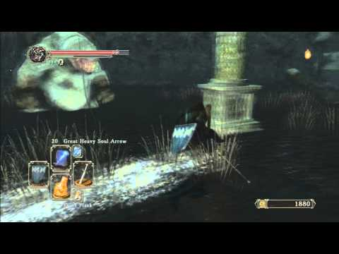 Dark Souls 2: Sunlight Blade Miracle Location