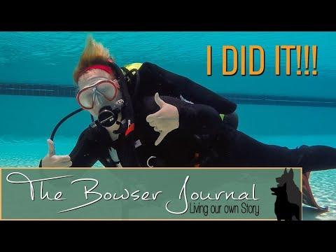 Closed Water Dive - Scuba Certification - Part Deux