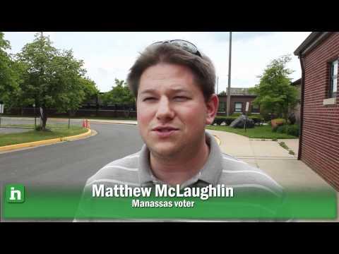 Manassas, Virginia city elections 2012