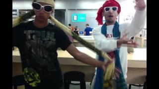 Desi Apple Store Dance!