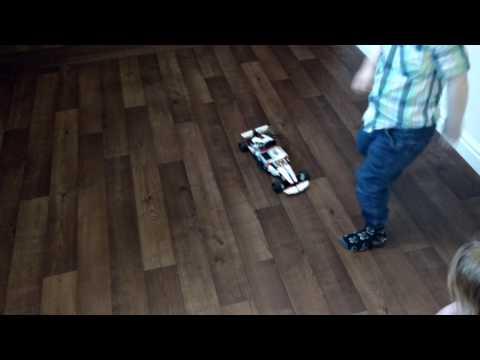 Formula EV3 Race Car from Lego Mindstorms EV3 Discovery Book