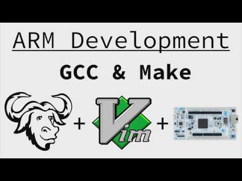ARM Development with GCC and Make (1)
