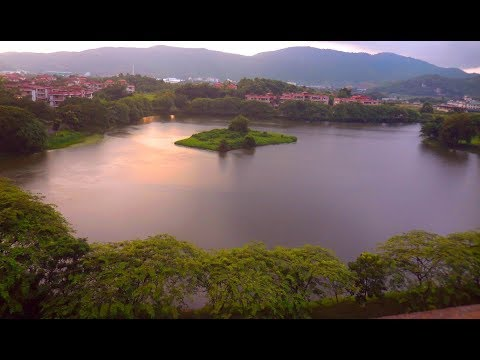 IIT Guwahati Campus Tour from the sky