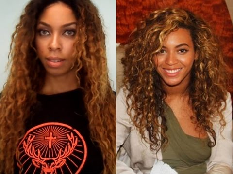Beyonce Inspired Hair: Style & Blending