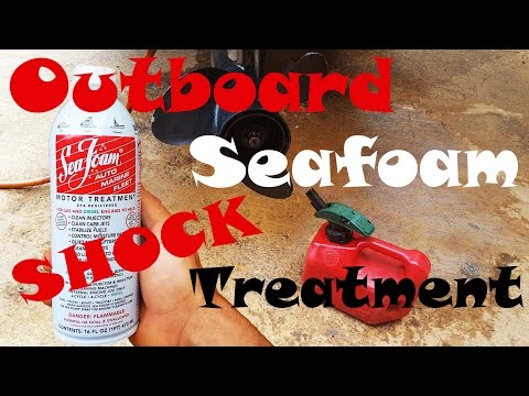 Seafoam Shock Treatment - Outboard