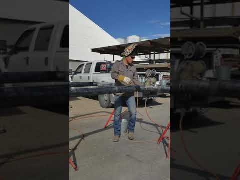 Rig Welding Pipe Fabrication