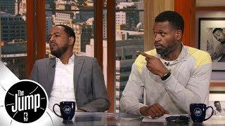 Stephen Jackson and Amin Elhassan rank their top NBA point guards   The Jump   ESPN