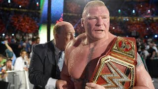 Why Brock Lesnar MUST Lose The Universal Title Immediately