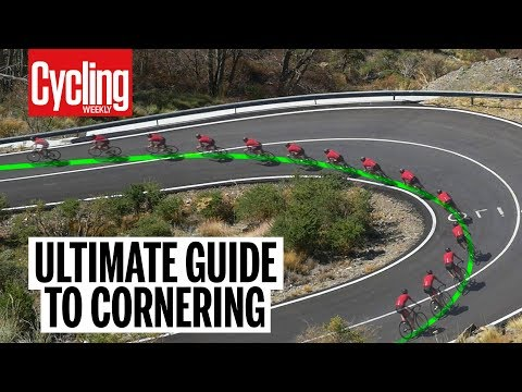 Ultimate Guide to Cornering with Yanto Barker | Cycling Weekly