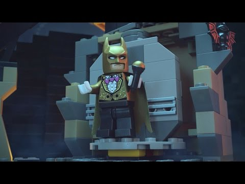 Batcave Break-in  - The LEGO Batman Movie - 70909 - Product Animation