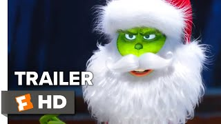 The Grinch International Trailer #1 (2018) | Moveiclips Trailers