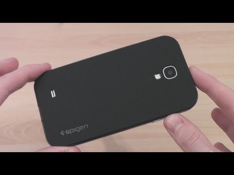 Spigen SGP Neo Hybrid Samsung Galaxy S4 Case Review