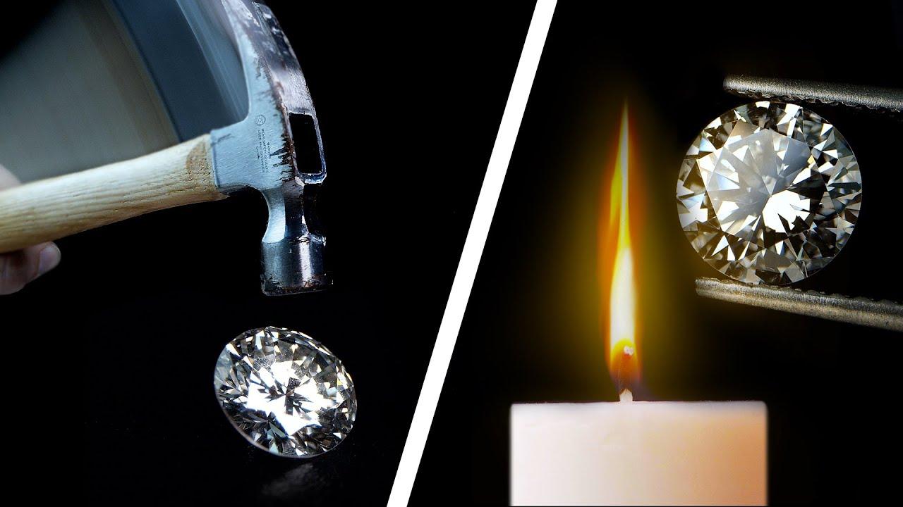 Diamonds...REAL vs FAKE!