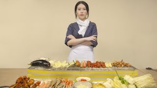 E24 What if you get hungry during your work overtime?? Office barbecue!! | Ms Yeah