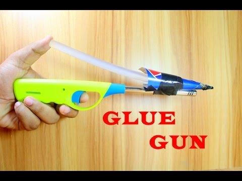 How to make a Hot Glue Gun at home | Very Simple Hot Glue Gun