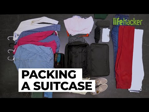 How to Pack a Suitcase | End Bad Hacks