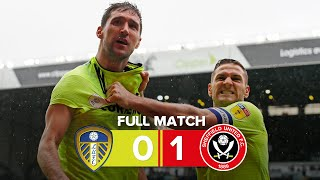 Leeds United 0 - 1 Sheffield United | Full Match Replay | 18/19 Championship.